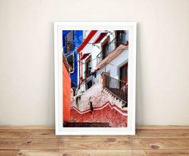 Guanajuato Facade Art by Philippe Hugonnard