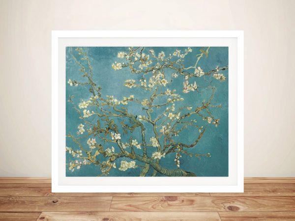 Buy Almond Blossom Wall Art by Van Gogh