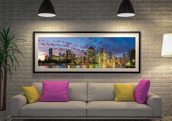 Sunset Motion Discount Noel Buttler Prints Online