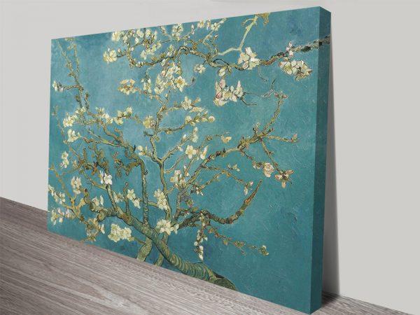 Almond Blossom Cheap Van Gogh Wall Art AU