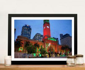 Brisbane City Hall Noel Buttler Artwork