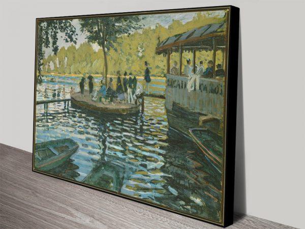 Buy Bain à la Grenouillère Classic Prints