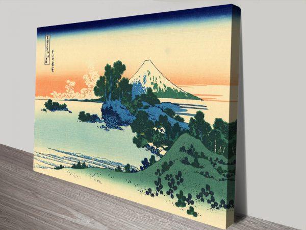 Buy Shirchiri Beach in Sagami Discount Artwork