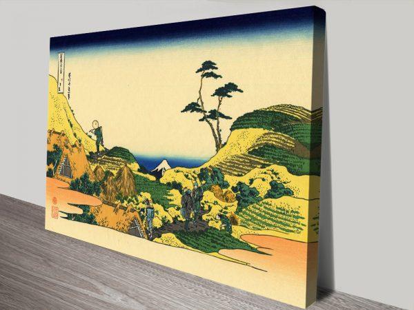Buy Shimomeguro Cheap Japanese Wall Art