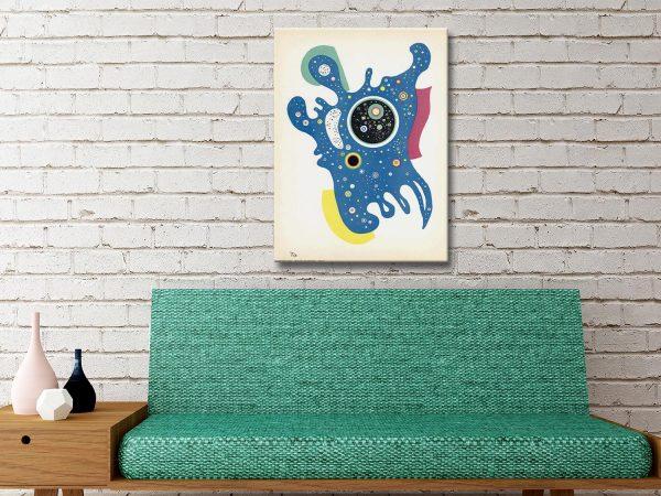 Buy Stars by Kandinsky Abstract Art Gift Ideas