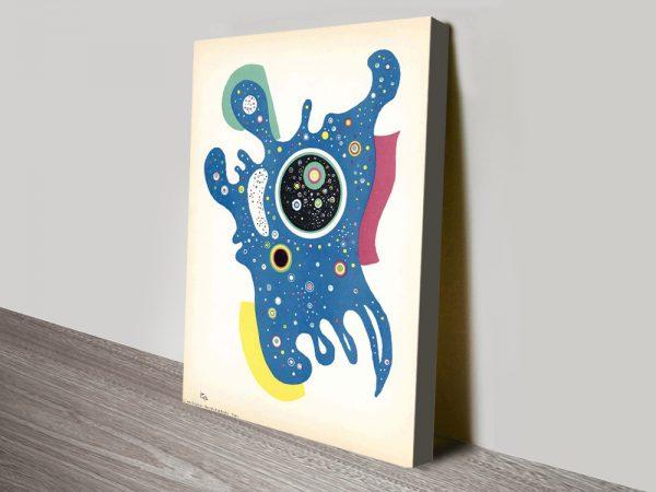 Buy Stars by Kandinsky Discounted Wall Art AU