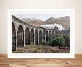 Buy Ancient Viaduct Canvas Wall Art Prints