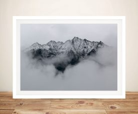 Buy Above The Clouds Framed Canvas Artwork