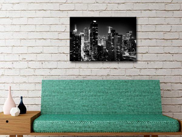 Buy Manhattan Skyline Art Great Gift Ideas AU