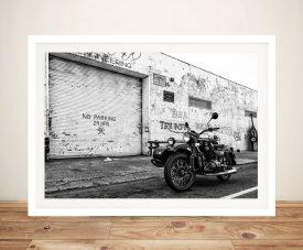 Buy a Print of Brooklyn by Philippe Hugonnard