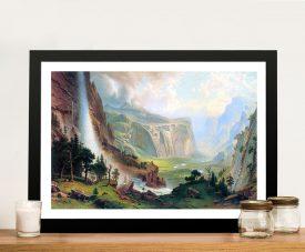 Buy Half Dome in Yosemite Framed Artwork