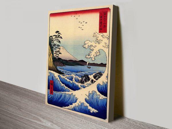 36 Views of Mount Fujiyama Cheap Japanese Art Online
