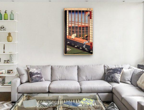 Buy Asakusa Ricefields Japanese Art Gift Ideas AU