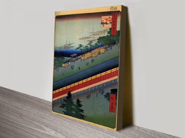 Buy Hall of Thirty Three Bays Cheap Canvas Art Online