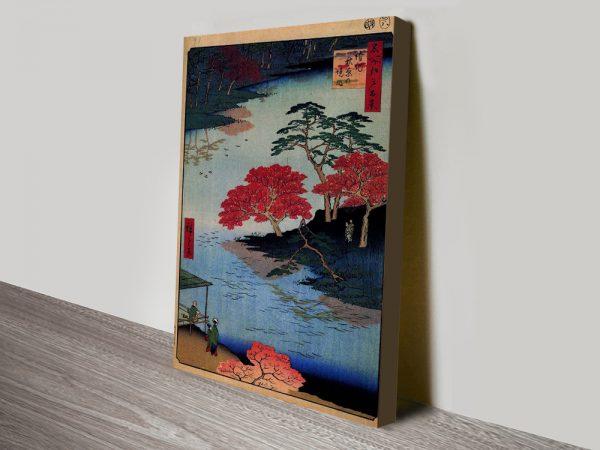 Buy Inside Akiba Shrine Wall Art Cheap Online
