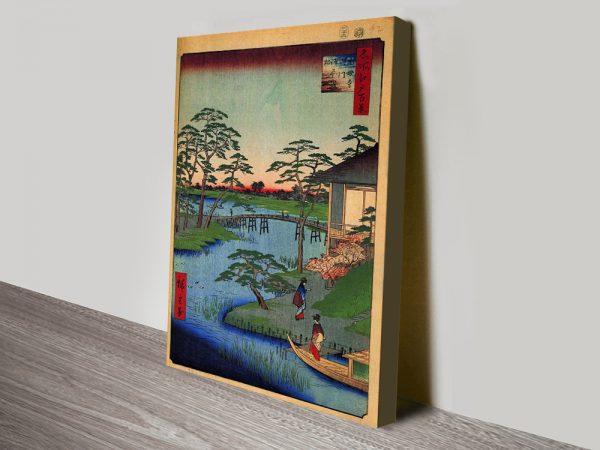 Buy Mokuboji Temple Cheap Japanese Art AU