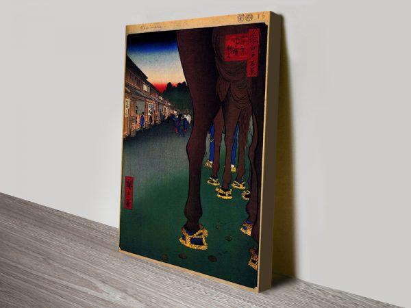 Buy Naito Shinjuku Affordable Japanese Artwork