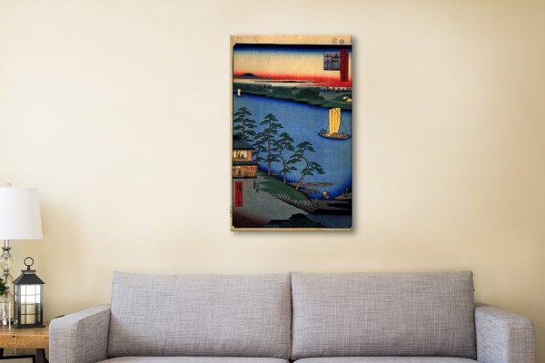 Buy a Nijuku Ferry Print Great Gift Ideas Online