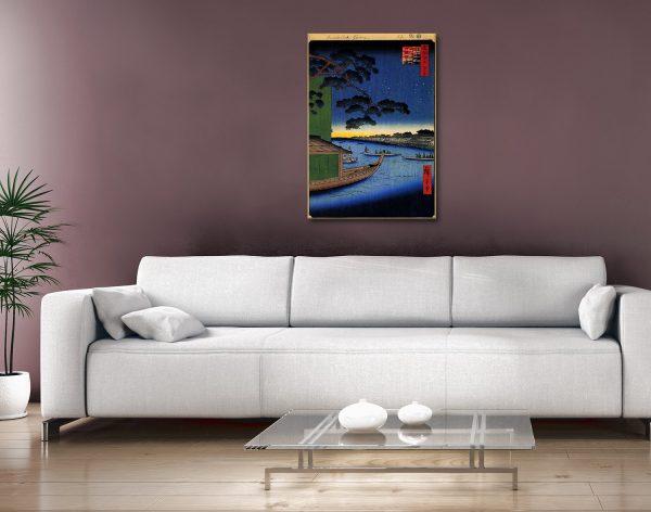 Buy Pine of Success Hiroshige Art Gift Ideas AU