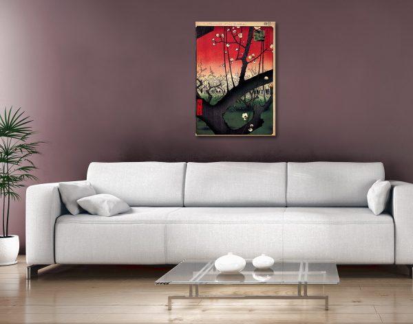 Buy Plum Estate Affordable Canvas Art Online
