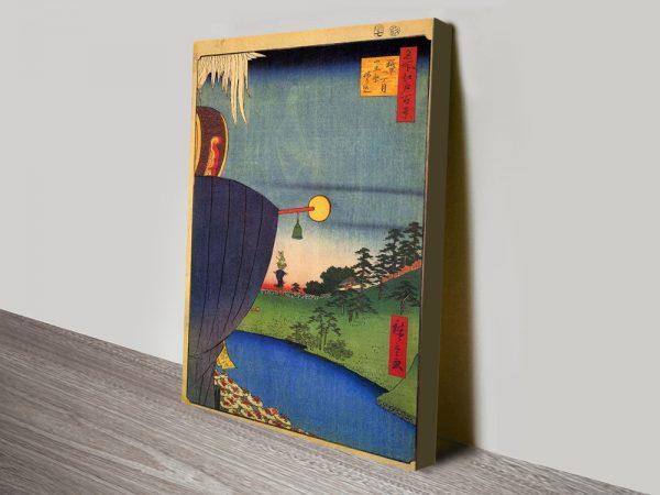 Buy Cheap Japanese Artwork Sanno Festival Online