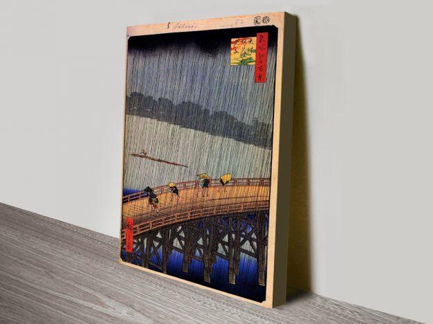 Buy Utagawa Hiroshige Japanese Wall Art Online