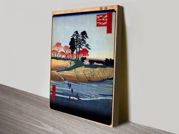 Buy a Print of Otenyama Affordable Japanese Art