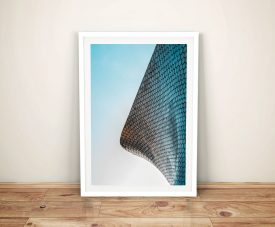 Buy Intriguing Architectural Canvas Art
