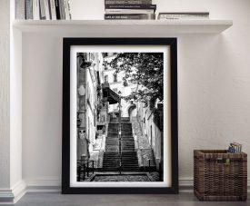 Buy Paris Focus - Montmartre Framed Artwork