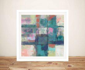 Buy Island Hues l Colourful Abstract Wall Art