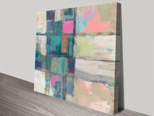 Buy a Cheap Canvas Print of Island Hues ll Online