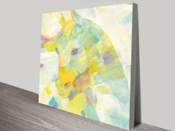 Buy Kaleidoscope Horse III Cheap Art Prints Online