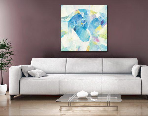 Buy Kaleidoscope Horse IV Canvas Art Ideal Gifts AU