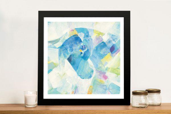 Buy Kaleidoscope Horse IV Wall Art by Albena Hristova