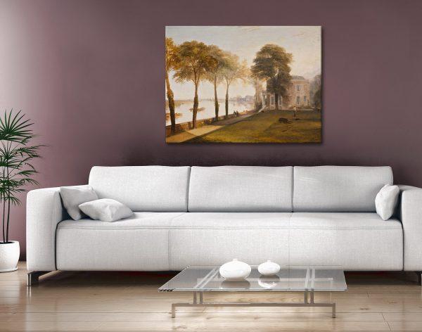 Buy a Print of Mortlake Terrace Great Gift Ideas Online
