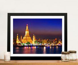 Wat Arun Temple Thailand Art