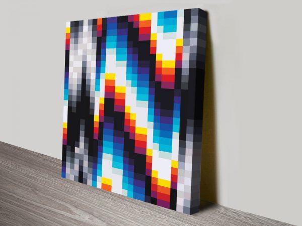 Felipe Pantone Artwork canvas print Australia