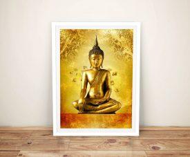 Buddha vintage Wall Art