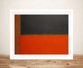 Mark Rothko Framed Art