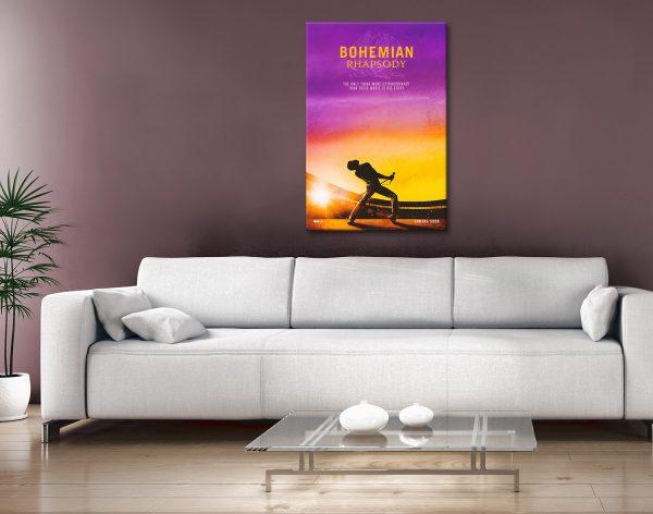 Bohemian Rhapsody l Buy Music Icon Wall Art Online