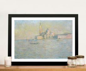 Buy a San Giorgio Maggiore Framed Print