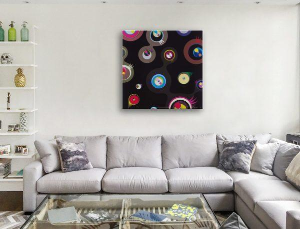 Buy Jellyfish Eyes Street Art Great Gift Ideas AU