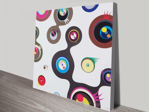 Buy Takashi Murakami Canvas Art Great Gifts AU