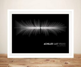 Buy Achilles Last Stand by Led Zeppelin Wall Art