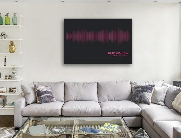 Buy Luther Vandross Soundwave Art Gift Ideas Online