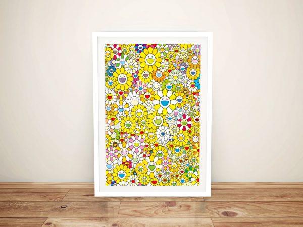Buy An Homage to Monogold Framed Artwork