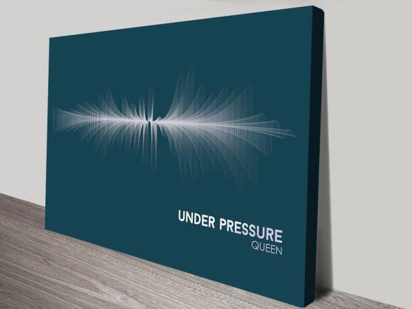Buy Under Pressure Wall Art Great Gift Ideas Online
