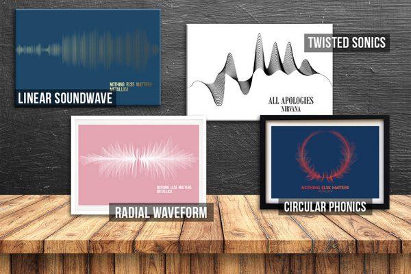 Soundwave Artworks Designs Final