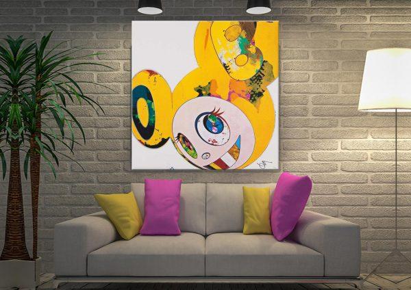 Takashi Murakami Artwork Brisbane
