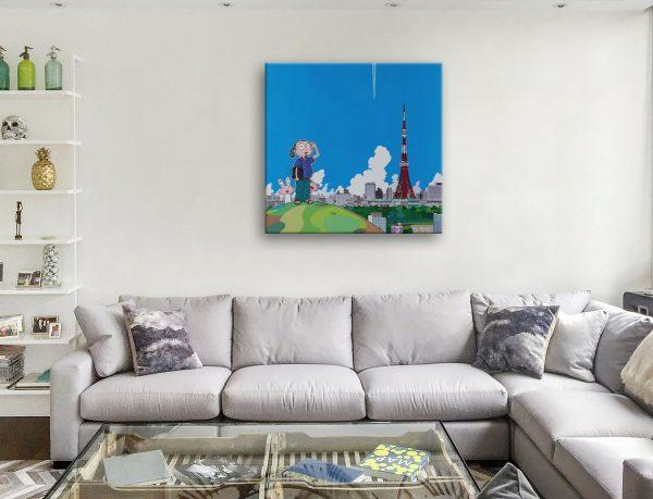 Buy Tokyo Tower Framed Art Great Gift Ideas AU